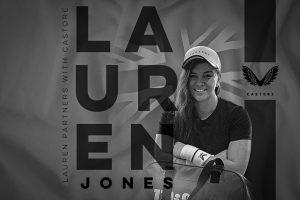 Lauren Jones - Castore Clothing