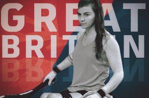 Lauren Jones - Women's wheelchair tennis player